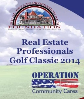 Operation Community Cares/ Real Estate Professionals Foundation Golf Classic 2014
