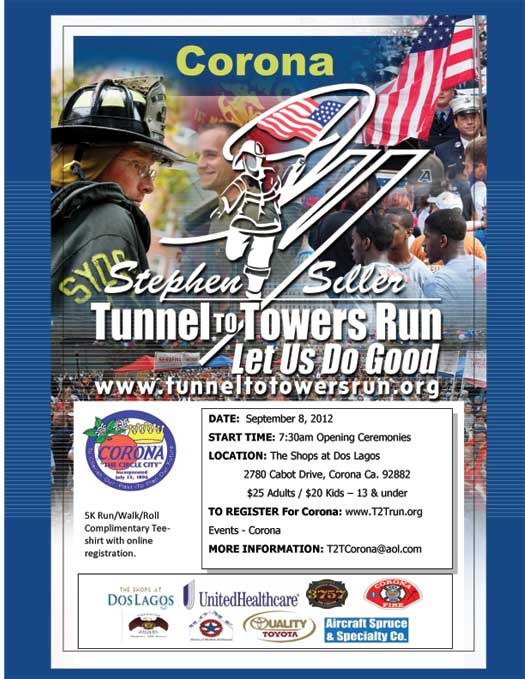 Tunnels to Towers Run