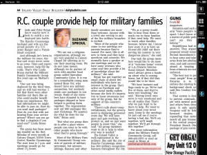 military-family-support