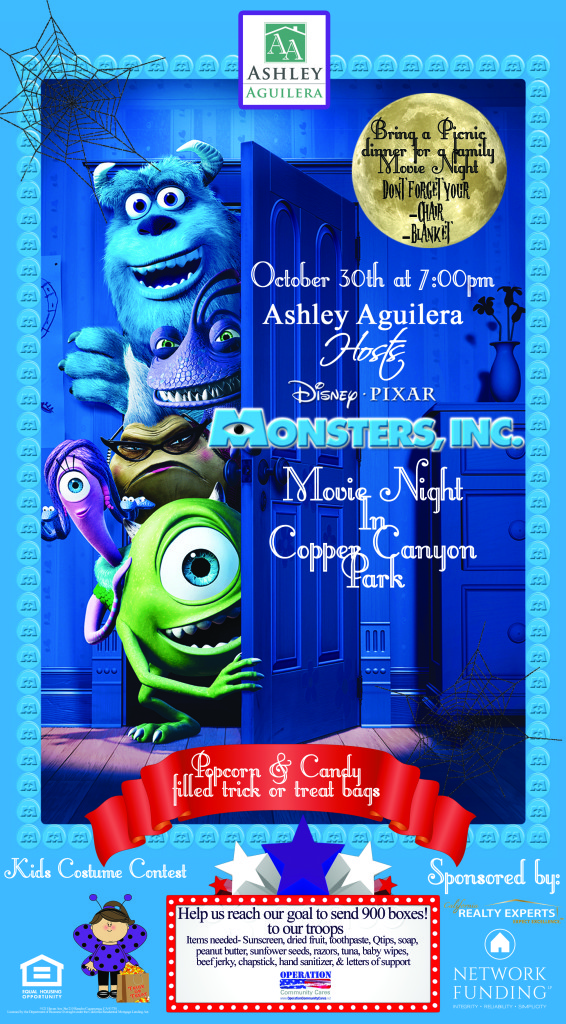 Movie Night to benefit OCC