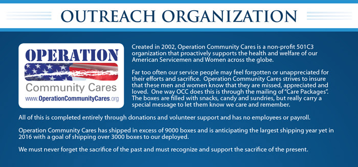 OCC Outreach Organization