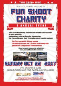 Fun Shoot Charity